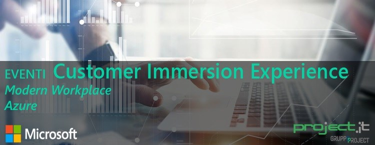 EVENTI - Microsoft Customer Immersion Experience